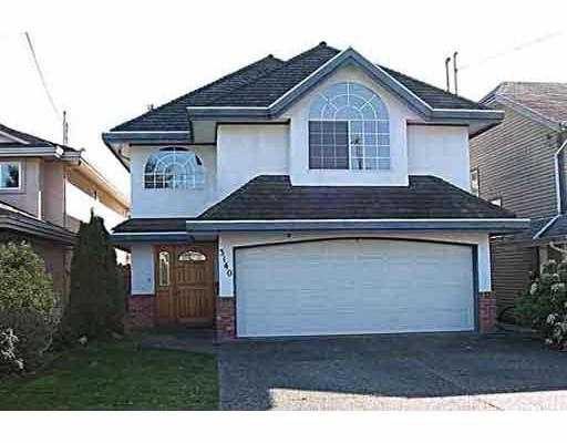 Main Photo: 3140 BROADWAY ST in Richmond: Steveston Village House for sale : MLS®# V552568
