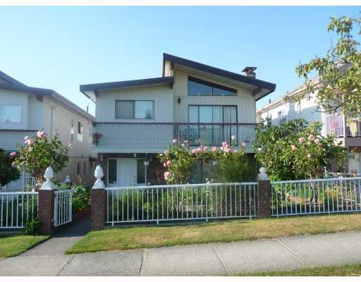 Main Photo: 3033 E 29TH Avenue in Vancouver: Renfrew Heights House for sale (Vancouver East)  : MLS®# V779627