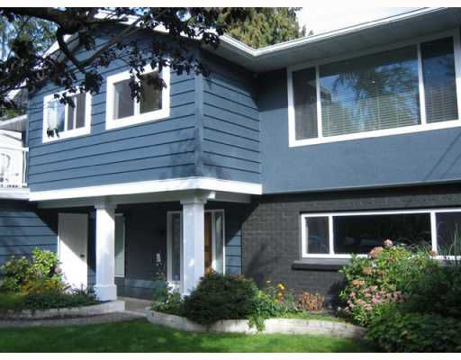 Main Photo: 2866 WILLIAM Avenue in North Vancouver: Lynn Valley House for sale : MLS®# V789051