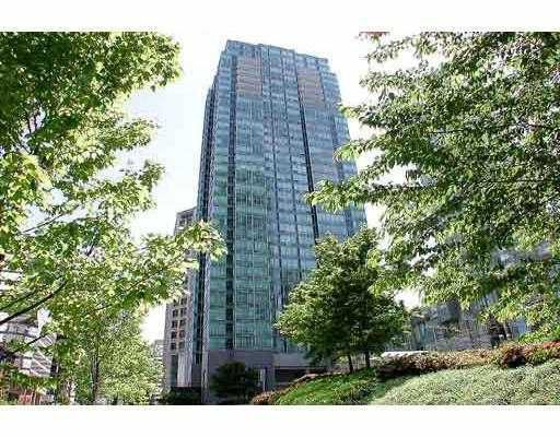"""Main Photo: 1605 1200 W GEORGIA Street in Vancouver: West End VW Condo for sale in """"Residences on Georgia"""" (Vancouver West)  : MLS®# V790098"""