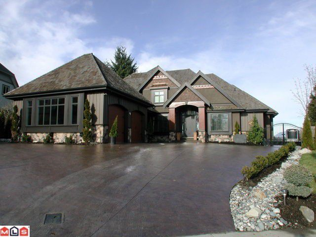 Main Photo: 15651 39A Avenue in Surrey: Morgan Creek House for sale (South Surrey White Rock)  : MLS®# F1101176