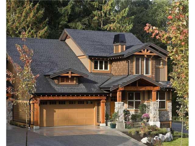 "Main Photo: 75 24185 106B Avenue in Maple Ridge: Albion House 1/2 Duplex for sale in ""TRAIL'S EDGE"" : MLS®# V832717"