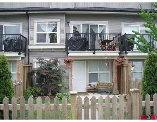 "Main Photo: 70 12677 63RD Avenue in Surrey: Panorama Ridge Townhouse for sale in ""SUNRIDGE"" : MLS®# F2826164"