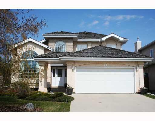 Main Photo:  in WINNIPEG: Fort Garry / Whyte Ridge / St Norbert Residential for sale (South Winnipeg)  : MLS®# 2907946