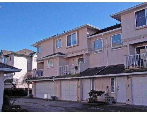"""Main Photo: 24 2458 PITT RIVER RD in Port Coquiltam: Mary Hill Townhouse for sale in """"SHAUGHNESSY MEWS"""" (Port Coquitlam)  : MLS®# V575323"""