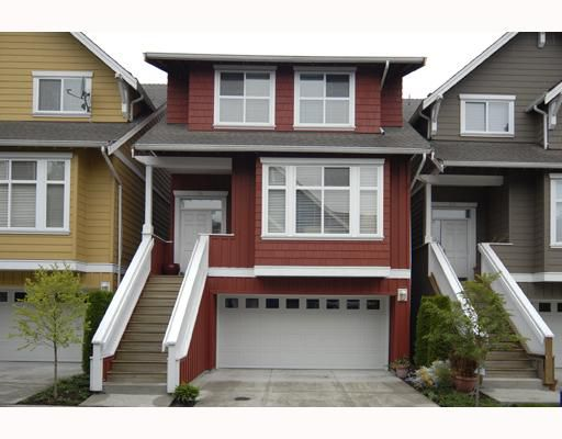 Main Photo: 34 3088 FRANCIS Road in Richmond: Seafair Townhouse for sale : MLS®# V726228
