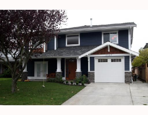 """Main Photo: 4667 CANNERY Place in Ladner: Ladner Elementary House for sale in """"LADNER ELEMENTARY"""" : MLS®# V742104"""