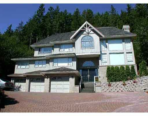 Main Photo: 137 OAK Court: Anmore House for sale (Port Moody)  : MLS®# V772922