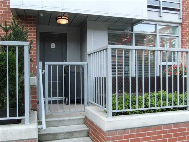 "Main Photo: 1111 HOMER Street in Vancouver: Downtown VW Townhouse for sale in ""H&H"" (Vancouver West)  : MLS®# V826376"