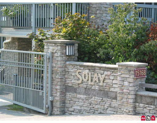 """Main Photo: 26 15168 36TH Avenue in Surrey: Morgan Creek Townhouse for sale in """"Solay"""" (South Surrey White Rock)  : MLS®# F2827431"""