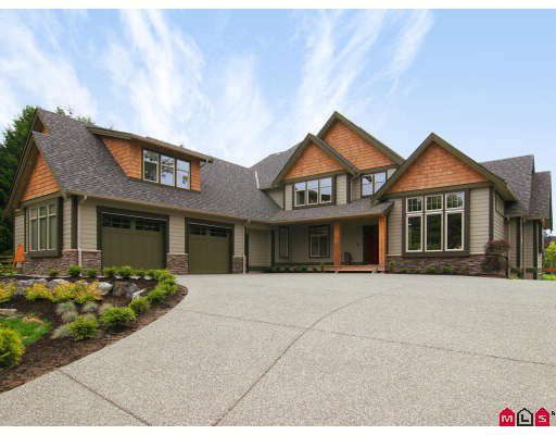 Main Photo: 23216 34A Avenue in Langley: Campbell Valley House for sale : MLS®# F2830376