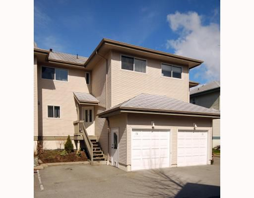 """Main Photo: 15 41449 GOVERNMENT Road: Brackendale Townhouse for sale in """"EMERALD"""" (Squamish)  : MLS®# V757488"""