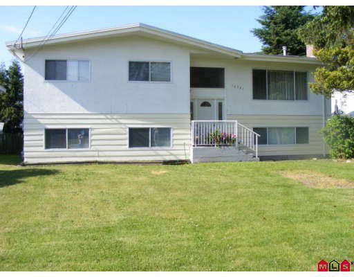 Main Photo: 14721 107TH Avenue in Surrey: Guildford House for sale (North Surrey)  : MLS®# F2912118