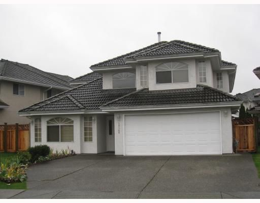 Main Photo: 10146 CARTER Court in Richmond: West Cambie House for sale : MLS®# V799400