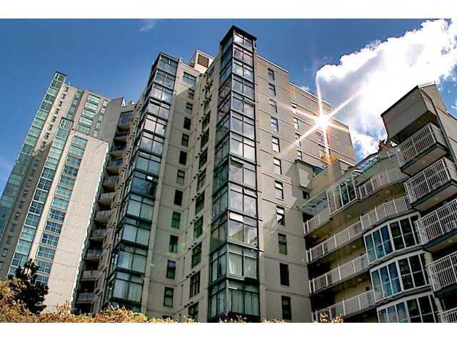 """Main Photo: B1402 1331 HOMER Street in Vancouver: Downtown VW Condo for sale in """"YALETOWN"""" (Vancouver West)  : MLS®# V854251"""