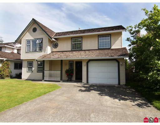"Main Photo: 20961 94TH Avenue in Langley: Walnut Grove House for sale in ""Heritage Circle"" : MLS®# F2819043"