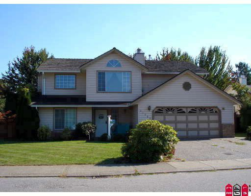 Main Photo: 31366 DEHAVILLAND Place in Abbotsford: Abbotsford West House for sale : MLS®# F2832458