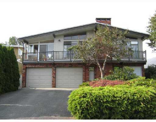 Main Photo: 7739 SPARBROOK Crescent in Vancouver: Champlain Heights House for sale (Vancouver East)  : MLS®# V751320