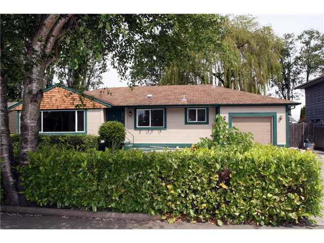 """Main Photo: 5763 17A Avenue in Tsawwassen: Beach Grove House for sale in """"BEACH GROVE"""" : MLS®# V832133"""