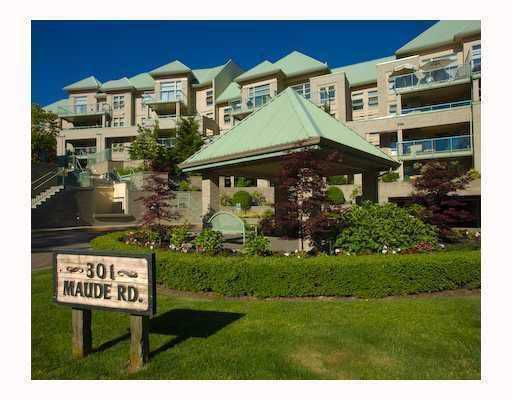 """Main Photo: 604 301 MAUDE Road in Port_Moody: North Shore Pt Moody Condo for sale in """"HERITAGE GRAND"""" (Port Moody)  : MLS®# V773970"""