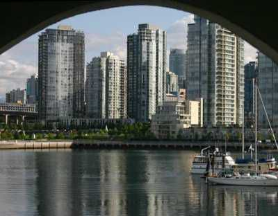 """Main Photo: 1118 IRONWORK PASSAGE BB in Vancouver: False Creek Townhouse for sale in """"SPRUCE VILLAGE"""" (Vancouver West)  : MLS®# V604793"""