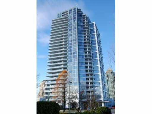 "Main Photo: 1701 4400 BUCHANAN Street in Burnaby: Brentwood Park Condo for sale in ""MOTIF AT CITI"" (Burnaby North)  : MLS®# V858454"