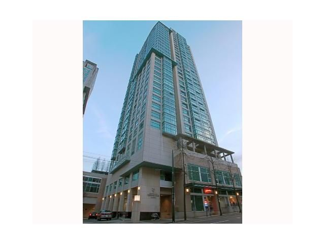 """Main Photo: 1102 438 SEYMOUR Street in Vancouver: Downtown VW Condo for sale in """"CONFERENCE PLAZA"""" (Vancouver West)  : MLS®# V862284"""