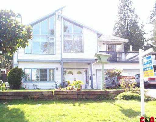 Main Photo: 14680 ST ANDREWS DR in Surrey: Bolivar Heights House for sale (North Surrey)  : MLS®# F2512810