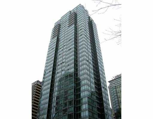 """Main Photo: 606 1288 W GEORGIA Street in Vancouver: West End VW Condo for sale in """"THE RESIDENCES ON GEORGIA"""" (Vancouver West)  : MLS®# V806463"""