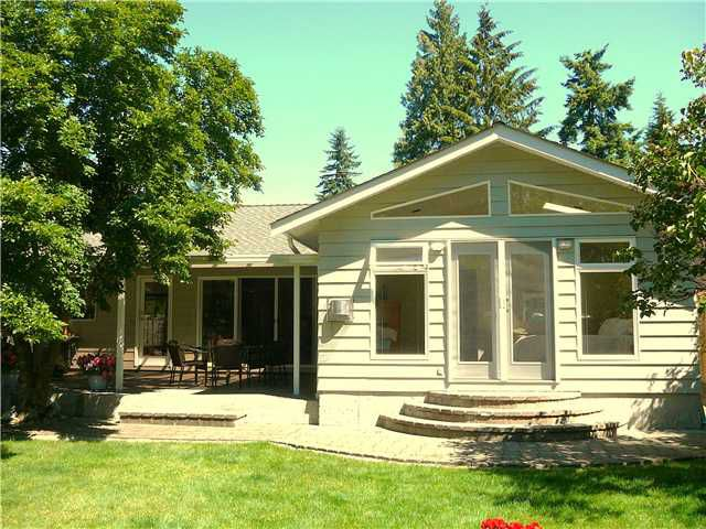 Main Photo: 1129 LINNAE Avenue in North Vancouver: Canyon Heights NV House for sale : MLS®# V841072