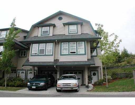 "Main Photo: 1 11165 GILKER HILL RD in Maple Ridge: Cottonwood MR Townhouse for sale in ""KANAKA CREEK ESATES"" : MLS®# V542063"
