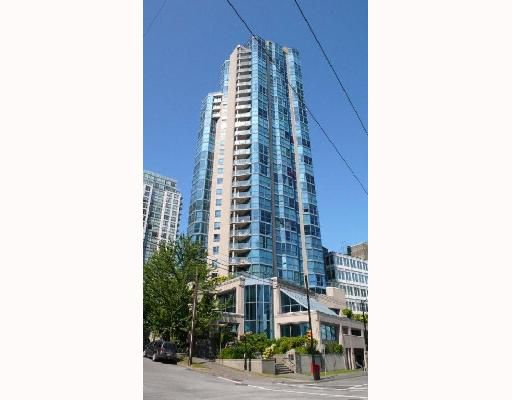 """Main Photo: 1204 1415 W GEORGIA Street in Vancouver: Coal Harbour Condo for sale in """"PALAIS GEORGIA"""" (Vancouver West)  : MLS®# V733902"""