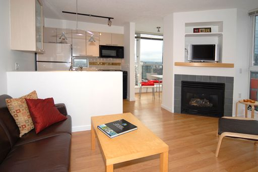 """Main Photo: 2606 1068 HORNBY Street in Vancouver: Downtown VW Condo for sale in """"THE CANADIAN"""" (Vancouver West)  : MLS®# V746249"""
