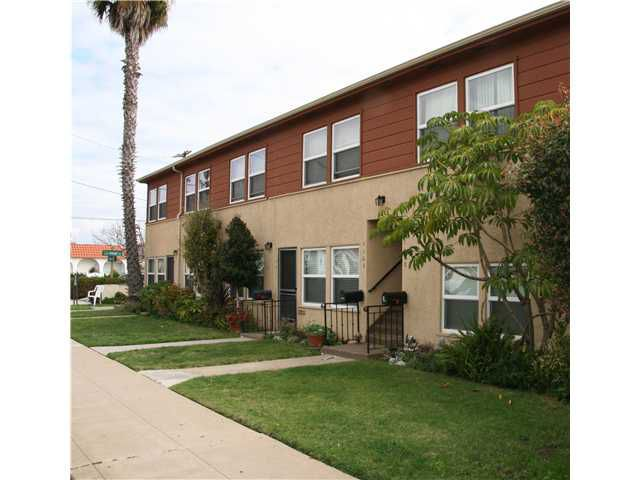 Main Photo: POINT LOMA Home for sale or rent : 1 bedrooms : 3040 Canon in San Diego