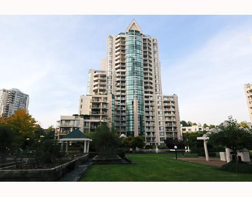Main Photo: 802 1199 EASTWOOD Street in Coquitlam: North Coquitlam Condo for sale : MLS®# V743498