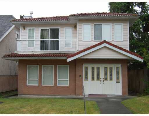 Main Photo: 4252 DUNDAS Street in Burnaby: Vancouver Heights House for sale (Burnaby North)  : MLS®# V775328