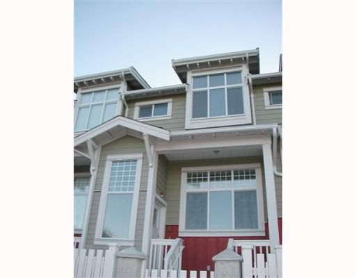 "Main Photo: 12 12333 ENGLISH Avenue in Richmond: Steveston South Townhouse for sale in ""IMPERIAL LANDING"" : MLS®# V751730"