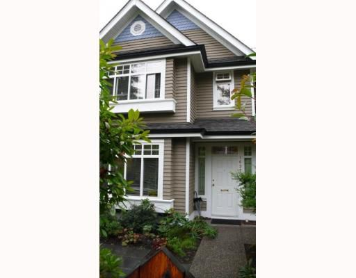 Main Photo: 1627 VICTORIA Drive in Vancouver: Grandview VE House 1/2 Duplex for sale (Vancouver East)  : MLS®# V781360
