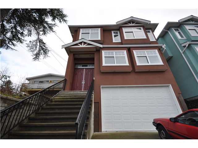 Main Photo: 4516 CLARENDON Street in Vancouver: Collingwood VE House for sale (Vancouver East)  : MLS®# V864818