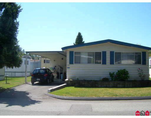 "Main Photo: 127 1840 160TH Street in Surrey: King George Corridor Manufactured Home for sale in ""BREAKAWAY BAYS"" (South Surrey White Rock)  : MLS®# F2900411"