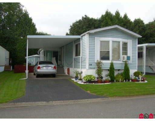 "Main Photo: 22 13507 81ST Avenue in Surrey: Queen Mary Park Surrey Manufactured Home for sale in ""Park Boulevard Estates"" : MLS®# F2826373"