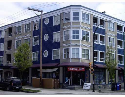 "Main Photo: 307 1990 DUNBAR Street in Vancouver: Kitsilano Condo for sale in ""THE BREEZE"" (Vancouver West)  : MLS®# V733361"