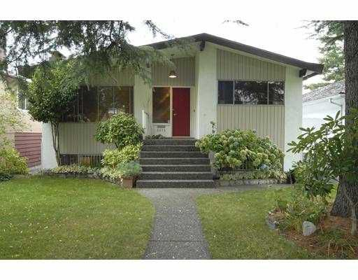 Main Photo: 5975 CULLODEN Street in Vancouver: Knight House for sale (Vancouver East)  : MLS®# V737909
