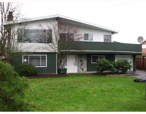 Main Photo: 9571 PIERMOND Road in Richmond: Seafair House for sale : MLS®# V744894