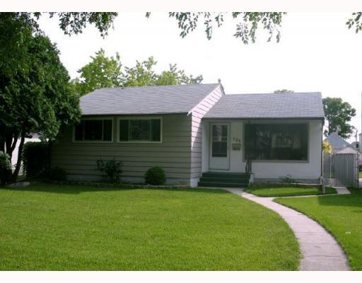 Main Photo:  in WINNIPEG: East Kildonan Residential for sale (North East Winnipeg)  : MLS®# 2914873
