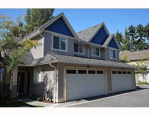 """Main Photo: 2 10171 NO 1 Road in Richmond: Steveston North Townhouse for sale in """"SEAFAIR LANE"""" : MLS®# V787405"""