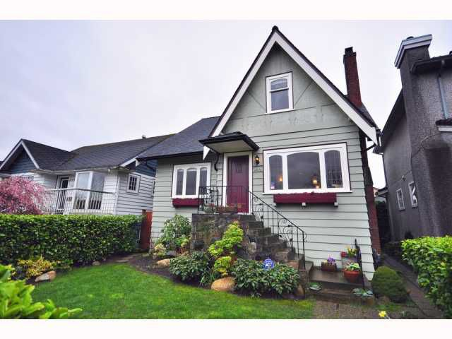Main Photo: 2472 E 28TH Avenue in Vancouver: Collingwood VE House for sale (Vancouver East)  : MLS®# V815623