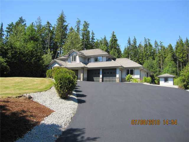 "Main Photo: 26565 127TH Avenue in Maple Ridge: Websters Corners House for sale in ""WHISPERING FALLS"" : MLS®# V859344"