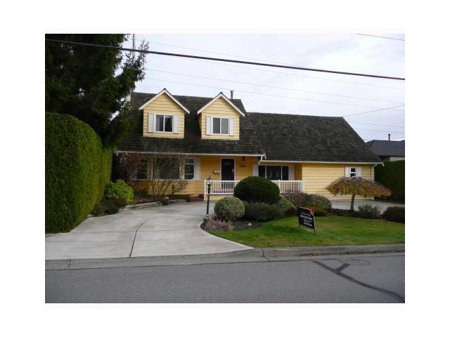 "Main Photo: 1404 53A Street in Tsawwassen: Cliff Drive House for sale in ""TSAWWASSEN HEIGHTS"" : MLS®# V866162"