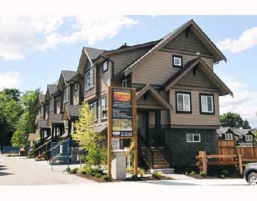 "Main Photo: 29 22206 124 Avenue in Maple_Ridge: West Central Townhouse for sale in ""COPPERSTONE RIDGE"" (Maple Ridge)  : MLS®# V742096"